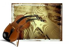 Free Image on Pixabay - Music, Violin, Treble Clef, Sound