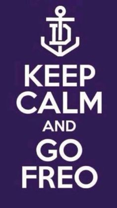 Freo to win! Derby Day, Fun Stuff, Calm, Football, Sport, Live, Boys, Fun Things, Soccer