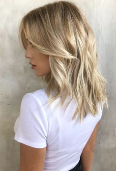 Blonde Layered Hair, Blonde Hair Looks, Brown Blonde Hair, Hair Color For Black Hair, Short Blonde, Blonde Hair For Fall, Long Vs Short Hair, Darker Blonde, Different Shades Of Blonde