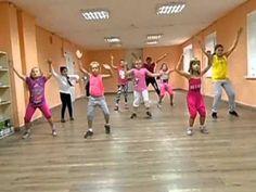 The Hampsterdance Zumba-kids