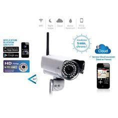 69.90 € ❤ #HighTech - #Bluestork Caméra #IP HD #Cloud Wifi Fixe Exterieure ➡ https://ad.zanox.com/ppc/?28290640C84663587&ulp=[[http://www.cdiscount.com/informatique/materiel-reseau-wifi-internet-bluetooth/bluestork-camera-ip-hd-cloud-wifi-fixe-exterieure/f-10715291112-bscamofhd.html?refer=zanoxpb&cid=affil&cm_mmc=zanoxpb-_-userid]]