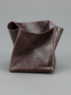 Givenchy Origami Leather Wallet - - Farfetch.com