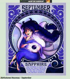 Birthstone of September