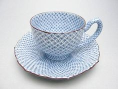 Herend tea cup...gorgeous! <3