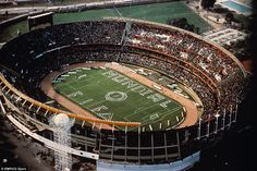 Above, a picture of the Estadio Monumental in Buenos Aires during the opening ceremony of ...
