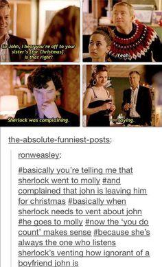 I love Molly so much hahaha