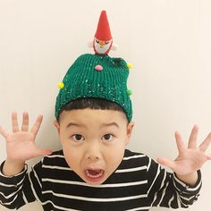 Items of flyingtiger!!  .  こんな可愛いニット帽も❤️  .  スタートダッシュ遅れたけど、クリスマス気分もりあげてくぞ〜〜✨✨✨ Crochet Hats, Beanie, Fashion, Knitting Hats, Moda, Fashion Styles, Beanies, Fashion Illustrations, Beret