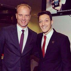 Bergkamp & Ozil!