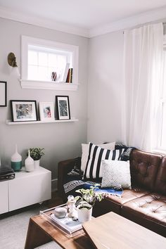 Carla Zacharias' Winnipeg, Canada Home Tour | The Everygirl