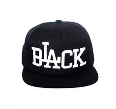 BLACK SNAPBACK Best Snapback Hats Free shipping: http://www.sosocool.us.com
