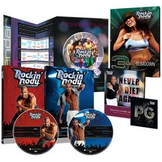 Rockin' Body Dance Workout by Shaun T -- Dance and Lose Weight the Easy Way - beachbody.com