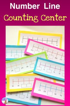 Students fill in the missing numbers on these 60 number line strips that deal with counting forwards and backwards by 1's, 2's, 5's, and 10's. Grade