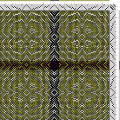 Hand Weaving Draft: New Draft, , 6S, 6T - Handweaving.net Hand Weaving and Draft Archive