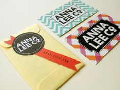 Business Card Designs That Will Rock Your Conference | Oh My! Handmade