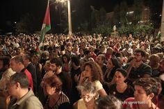 ΜΕΤΑβαση: Συναυλία συμπαράστασης :«Λευτεριά στην Παλαιστίνη»...