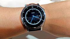 Moto 360 2015 first look: The original round smartwatch refined