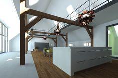 Verbouwing boerderij | Zwolle - AL architectuur