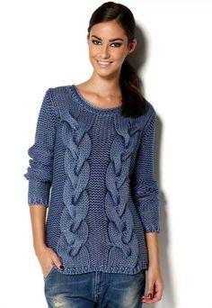 Knitting sweaters cardigan winter 45 ideas for 2019 Cardigan Bebe, Crochet Baby Cardigan, Cardigan Outfits, Knit Crochet, Pull Torsadé, Winter Fashion Casual, Easy Knitting, Knitting Sweaters, Women's Sweaters