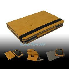 APPLE IPAD MINI RETINA CASE COVER STAND FLIP POUCH SUEDE BEIGE AUTO WAKE SLEEP