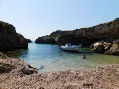 Apaggio – The secret beach of Cavo Maleas – Food and Travel Greece Travel, Traveling, Europe, Beach, Water, Outdoor, Food, Water Water, Aqua