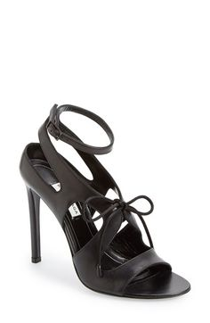 Balenciaga Cutout Sandal (Women) available at #Nordstrom