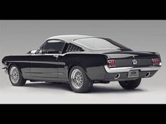 67 mustang eleanor fastback shelby