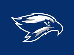 Broward College Seahawks designed by Torch Creative. Connect with them on Dribbble; the global community for designers and creative professionals. Sports Decals, Sports Logos, Gaming Logo, Broward College, Falcon Logo, Photography Settings, Eagle Art, Bar Logo, College Fun