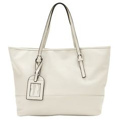 Perfect+Everyday+Top+Handle+Tote+-+Neutral