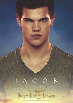 Jacob Black #BDp2
