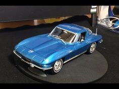 Chevrolet Corvette 1965 1:18