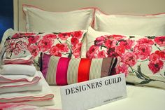 Bedding, Linens & Accessories by Designers Guild.
