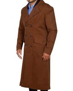 10th Doctor David Tennant Long Coat