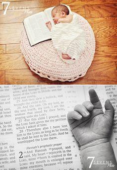 Sevens Photo | newborn bible verse