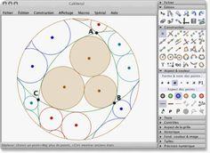 CaRMetal es una aplicación pensada para crear figuras geométricas dinámicas.   CaRMetal es un programa con el que crear figuras geométricas, además de poder realizar cálculos matemáticos. Descarga CaRMetal y construye formas complejas  Una herramienta sencilla para crear figuras de geometría dinámica.