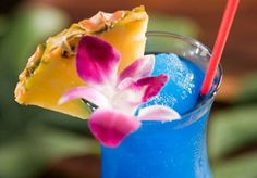 gotta love blue drinks