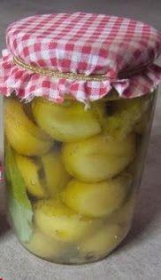 Fruit Salad, Healthy Recipes, Healthy Foods, Pickles, Cucumber, Vegetables, Cellar, Jar, Fruit Salads