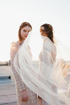 Jennifer Behr / Wedding Style Inspiration / LANE