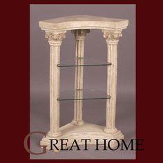 GREAT HOME~グレートホームシリーズ~コーナー棚り棚