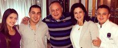 En fotos: Mire cómo celebró la navidad Daniella Cabello y su familia (+mensajes)