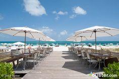 turks and caicos | Beach Bar at the Gansevoort Turks and Caicos, a Wymara Resort