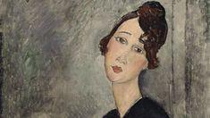 Amedeo Modigliani, Ritratto di Dédie, 1918