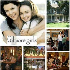 Gilmore girls set