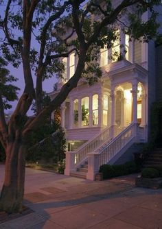 San Francisco city townhome traditional exterior by John Lum Architecture, Inc. AIA