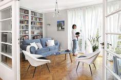 Zdjęcie numer 1 w galerii - Mieszkanie projektantki wnętrz. Wszystko do siebie pasuje