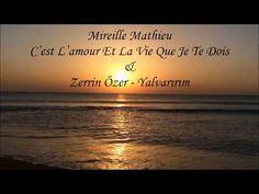 Mireille Mathieu - C'est L'Amour Et La Vie Que Je Te Dois ( 1973 ) & Zerrin Özer - Yalvarırım (1976) - YouTube