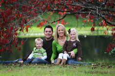 fall family pic