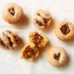 Mini Apple Pies Senza Burro, la versione mignon della famosa Pie di Mele rivistata in chiave light da dolci senza burro