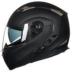 ILM Bluetooth Integrated Modular Flip up Full Face Motorcycle Helmet Sun Shield Mp3 Intercom (XL, MATTE BLACK). For product info go to:  https://www.caraccessoriesonlinemarket.com/ilm-bluetooth-integrated-modular-flip-up-full-face-motorcycle-helmet-sun-shield-mp3-intercom-xl-matte-black/