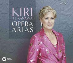 Kiri Te Kanawa - Kiri te Kanawa Sings Opera Arias