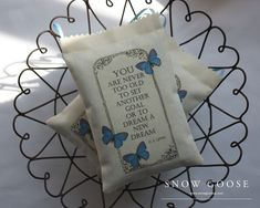 You Are Never Too Old Lavender Bag from www.snowgooseuk.com